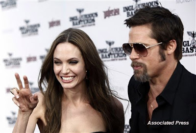 Angelina Jolie's hair