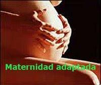 Enlace del blog Maternidad adaptada, creado por Estrella