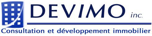 DEVIMO inc - Consultation et développement immobilier