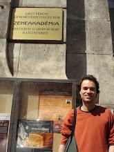 Academia Franz Liszt, em Budapeste