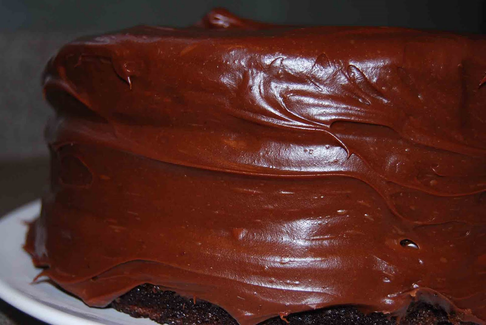 Deli Syosa: Basic Chocolate Cake