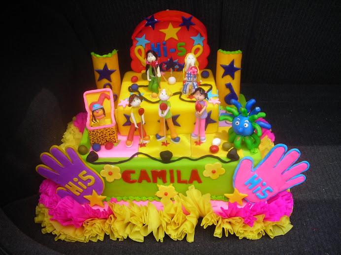 Torta Hi 5