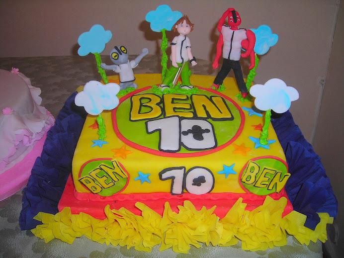 Torta Ben10