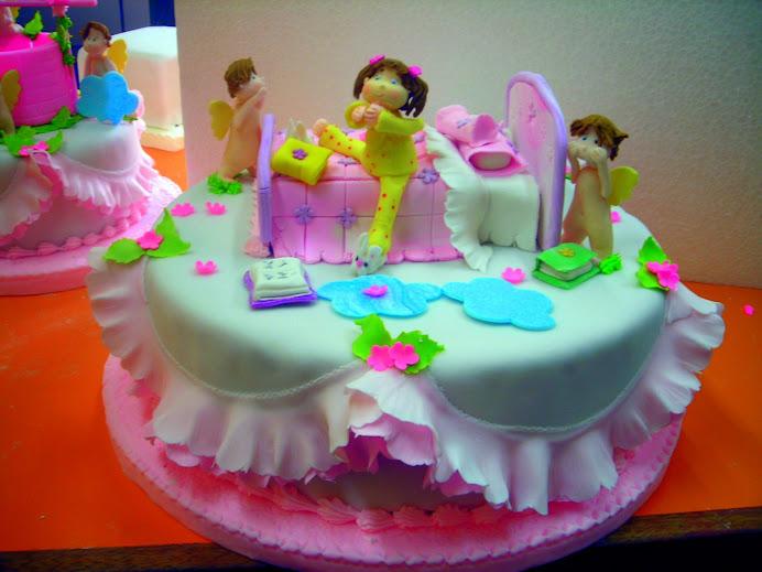 Torta Bautizo cuarto