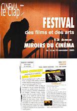 12 éme Festival Le CLAP