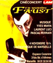 Autre film accompagné par LAM FAUST de Murnau