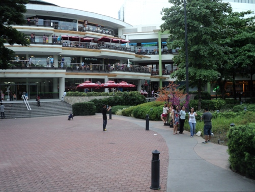 Ayala Terraces