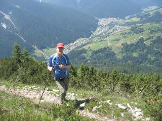 Nelle Alpi Carniche