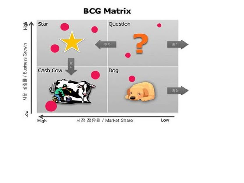 BCG Matrix of KFC