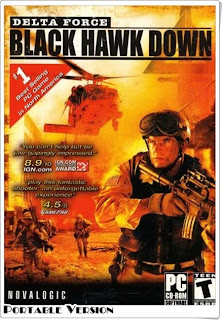 Portable Game Delta Force : Black Hawk Down