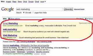Internet marketing tips and tricks