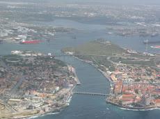 Vista Aerea de Curaçao