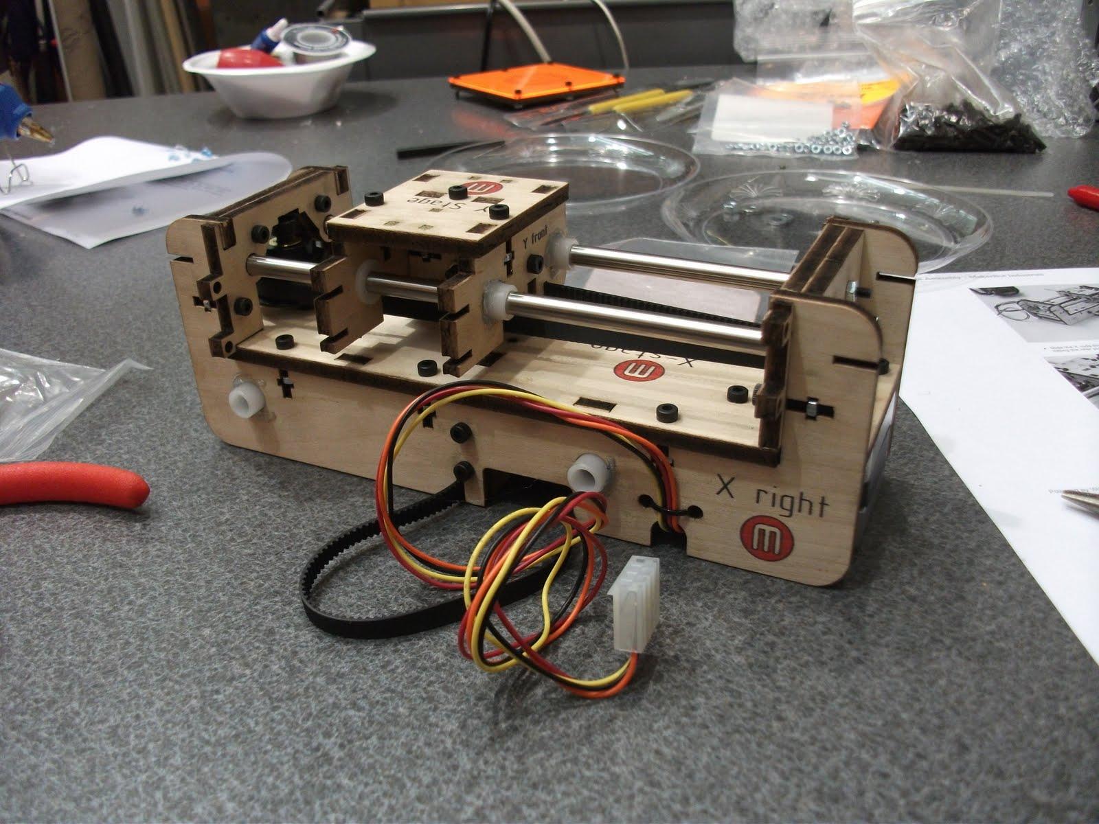 Makerbot Cupcake Cnc