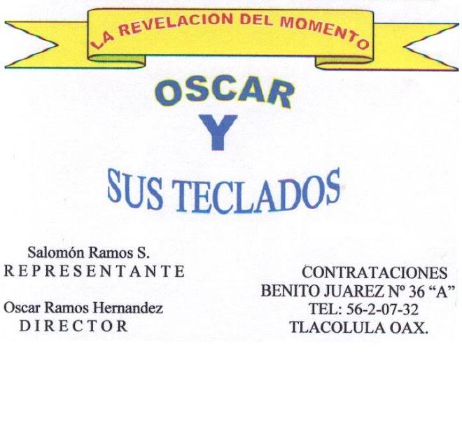 Oscar y sus Teclados