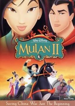 Hoa Mộc Lan 2 - Mulan II (2004) Poster