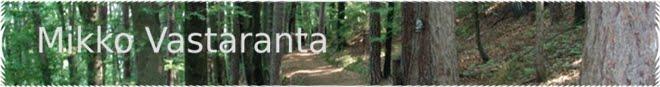 Metsien kartoitusta -pyörällä, laserilla, juosten, tutkalla, hiihtäen