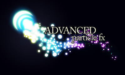 Advanced particle effects