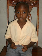 My Haitian Sponsor Child
