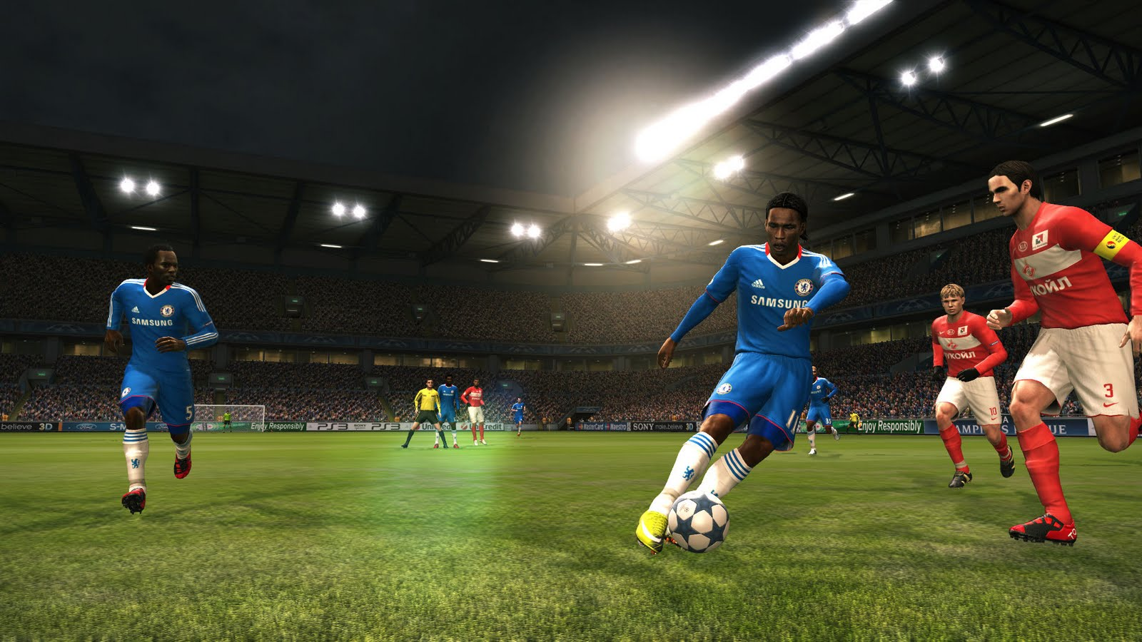 PESEDIT 2013 - PATCH 40 - PES 2013 - YouTube