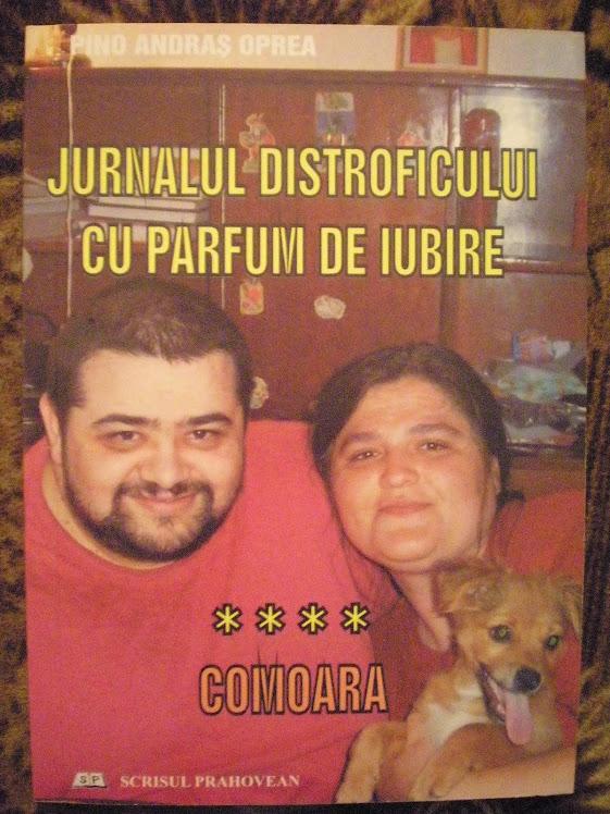 """""""JURNALUL DISTROFICULUI CU PARFUM DE IUBIRE"""" Vol. 4 """"COMOARA"""""""