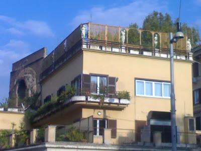 Il terrazzo trash