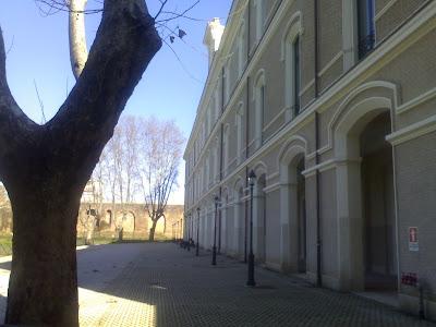 Il Ministero della Cultura all'Esquilino