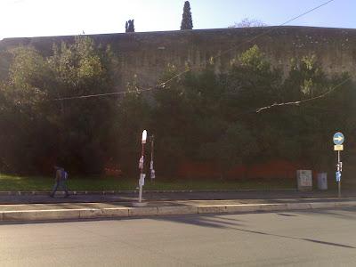 La bidonville addosso a Porta Maggiore