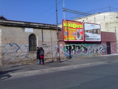 Santa Bibiana, protettrice dei cartellonari