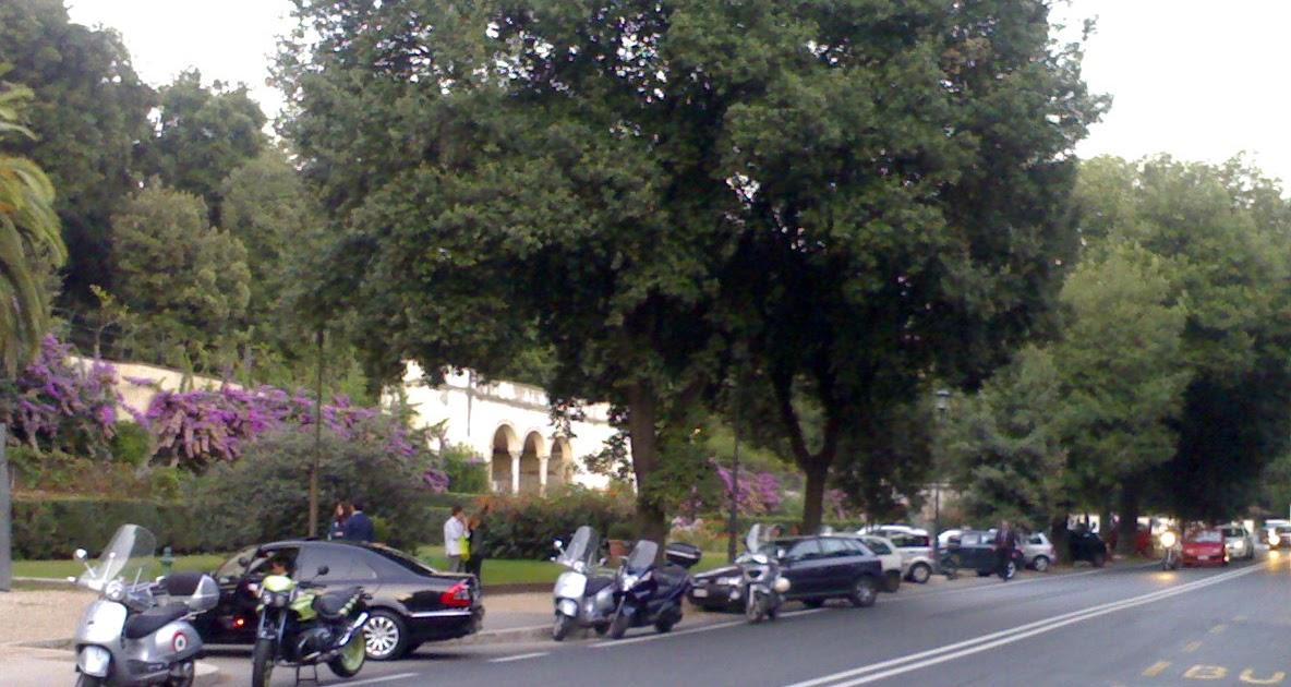 Parcheggio Sotterraneo Villa Borghese