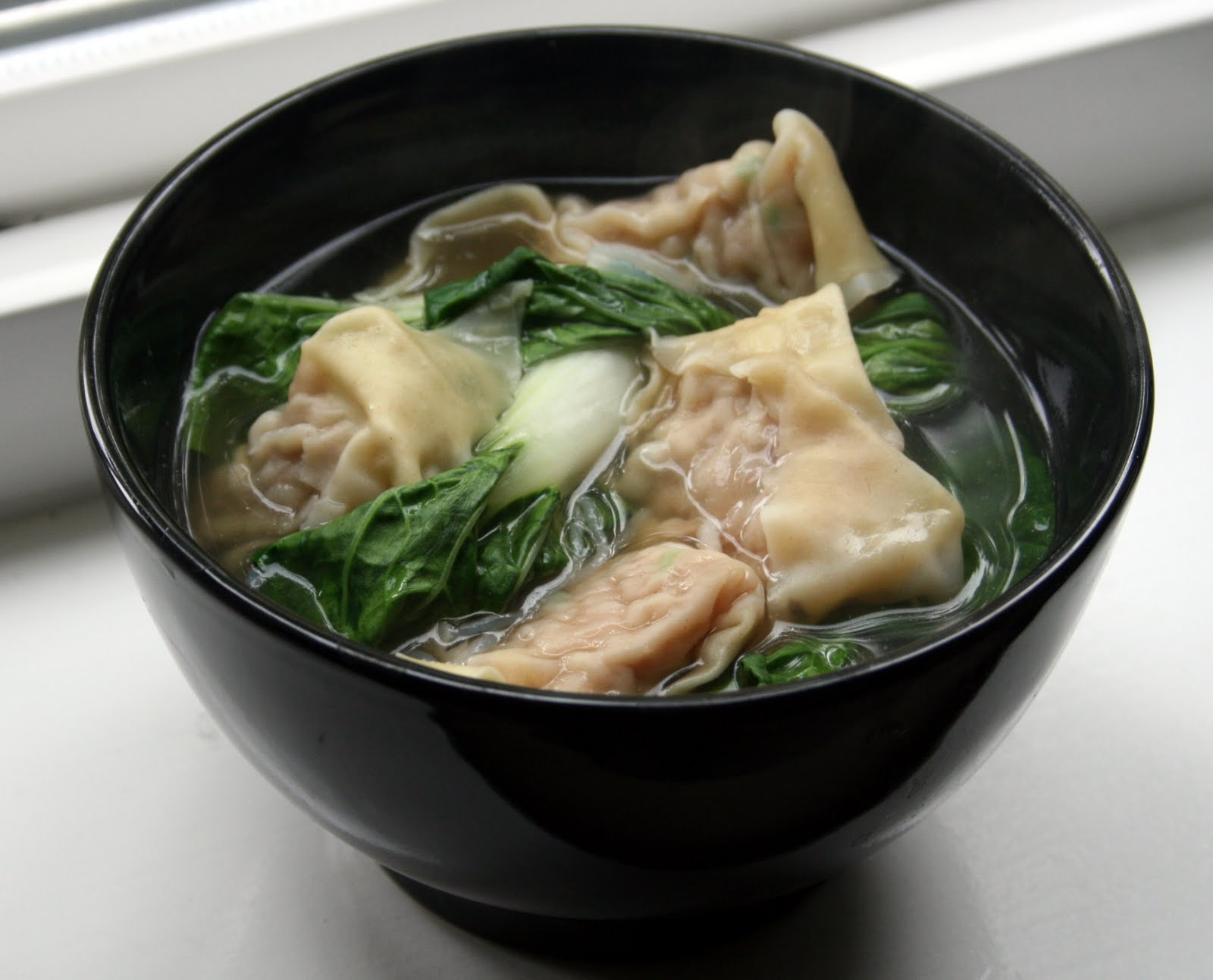 ... wontons it s time to make wonton soup my version of wonton soup is