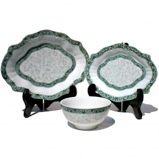 Matching China, Dinnerware, Glassware - Silver, Pewter