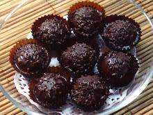 CASHEW NUT CHOCOLATE BALL