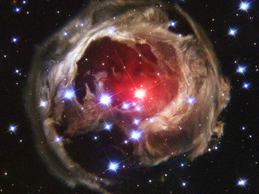 Hubble Monv838-hubble-20040304