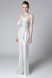 Весільні сукні alberta feretti на фото