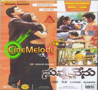 Nuvvu Nenu Telugu Mp3 Songs Free  Download 2001
