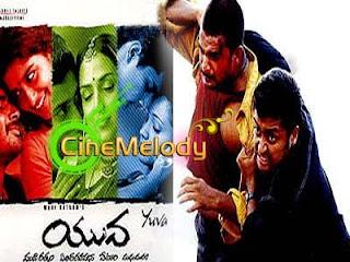 Yuva Telugu Mp3 Songs Free  Download -2004