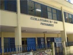 Fachada da Escola
