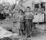 La pobreza de siempre