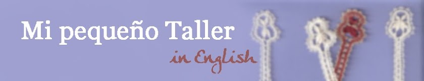Mi pequeño taller... in English
