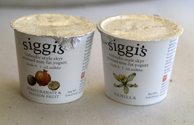 Siggi's Yogurt