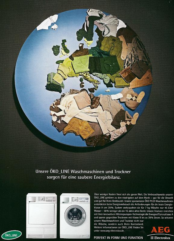 Globe of Laundry