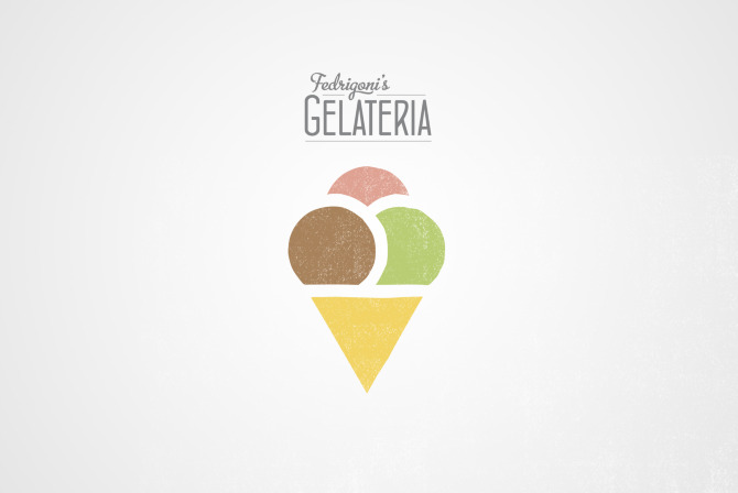 Fedrigoni's Gelateria by Joe Stephenson