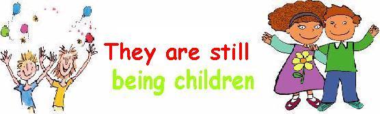 Είναι ακόμα παιδιά