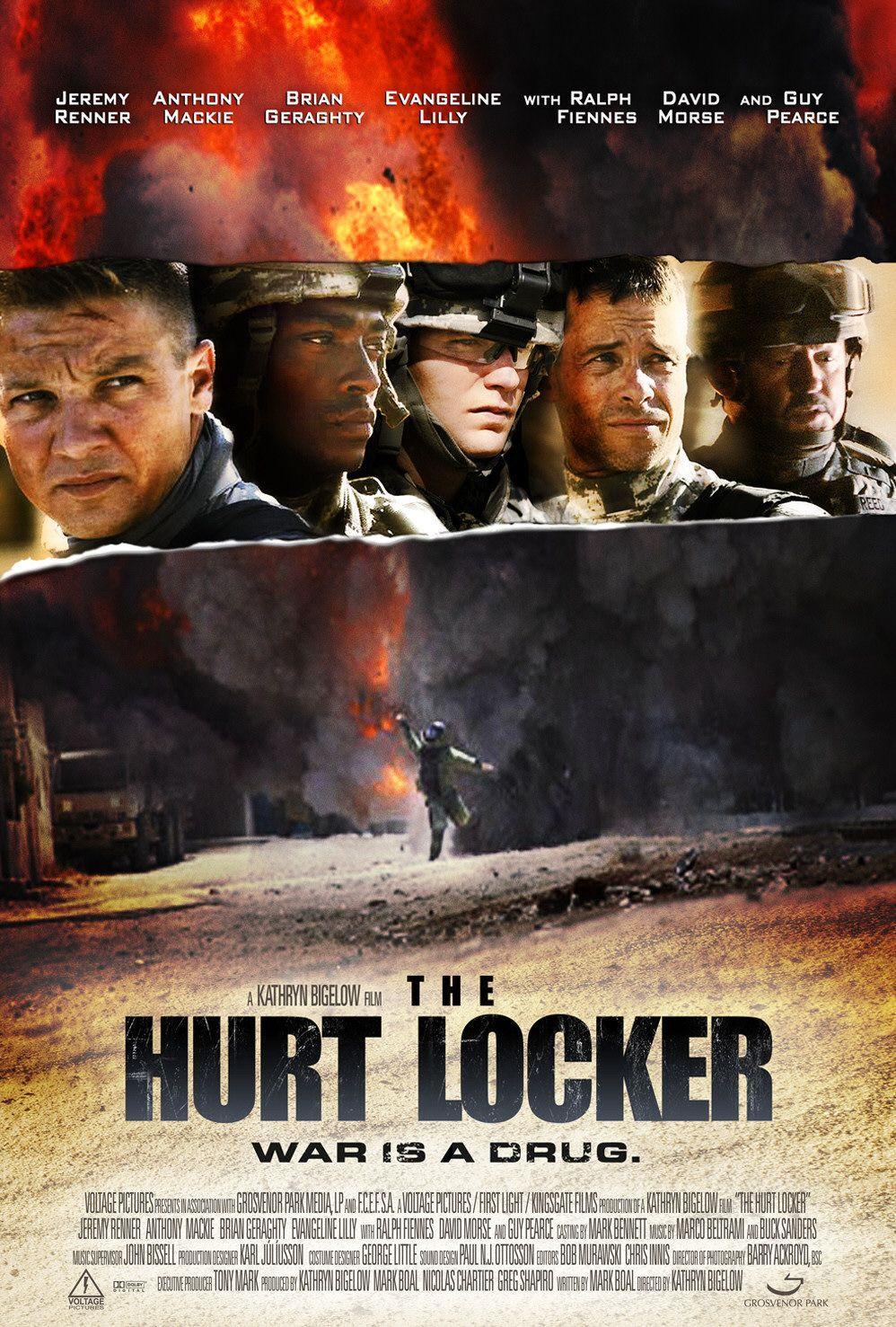 Chi?n D?ch S�i Sa M?c (thuy?t minh) - The Hurt Locker