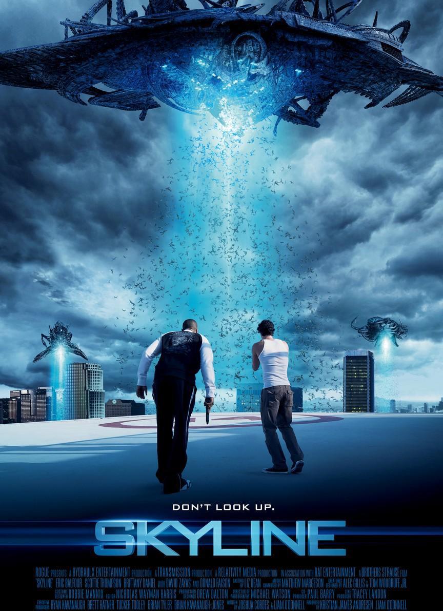 Hollywood & Beyond: Skyline (2010)