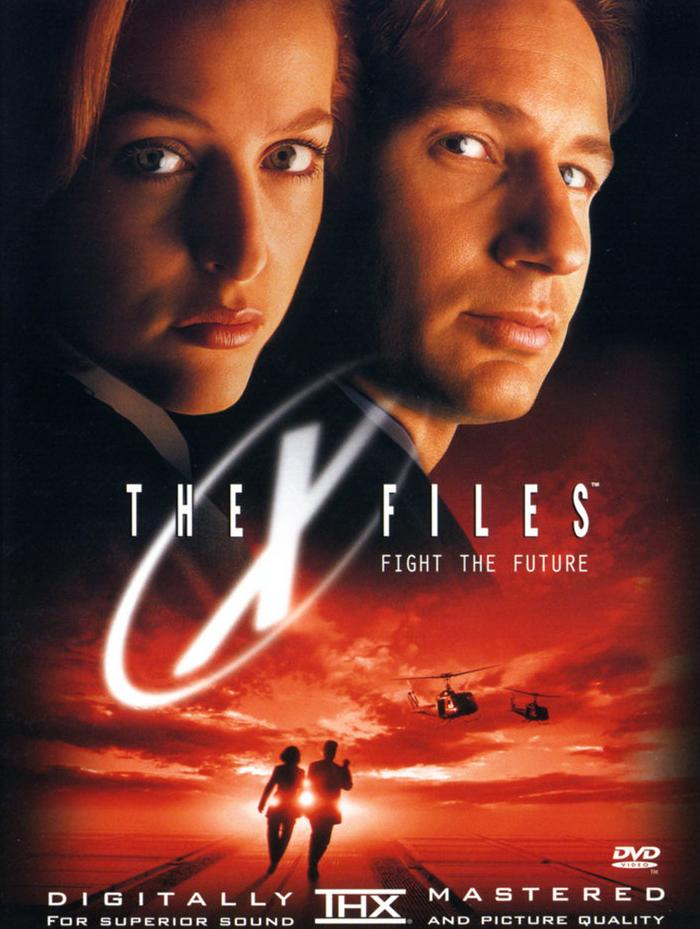 Hollywood & Beyond: The X Files Movie (1998)