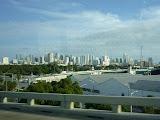 Miami z autobusu