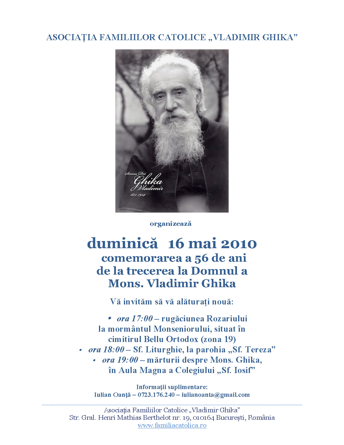 Bucuresti - 16/5/2010