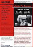 """La """"Pio Romeno"""" din Roma - 16/10/2008"""
