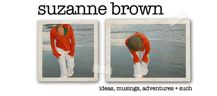 SUZANNE BROWN
